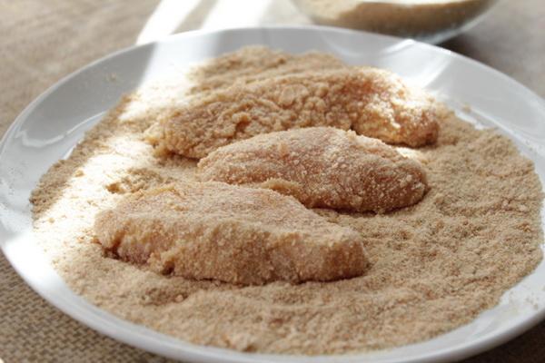 Рецепт куриных наггетсов в духовке
