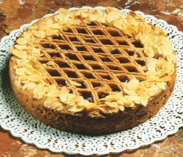 Фото пирогов и тортов